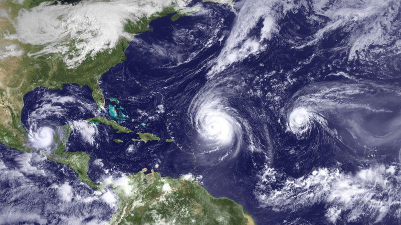 2010 hurricanes