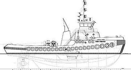 jensen completes tugboat design