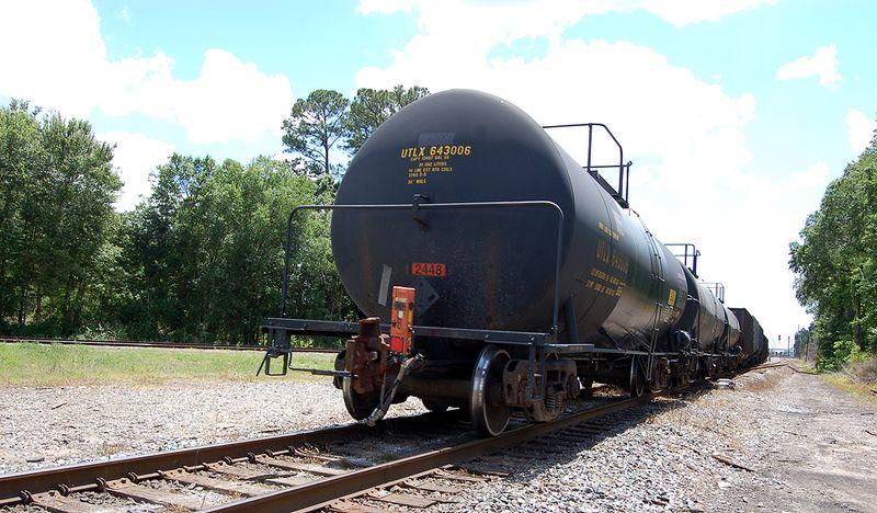 CSX tank