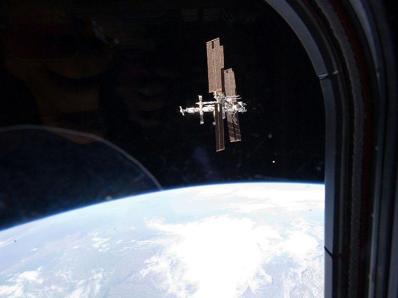 ISS-Atlantis