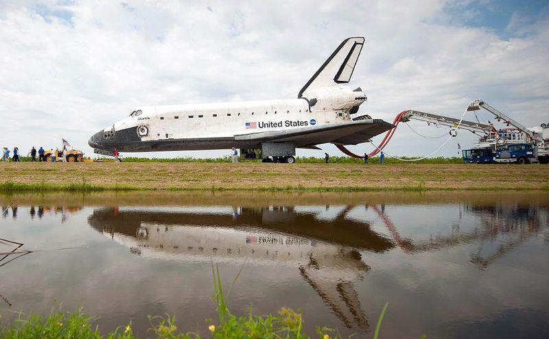 Last landing